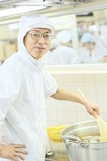 調理課 小林